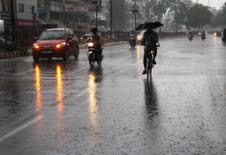 Low pressure formed more rain likely in Odisha