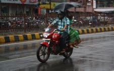 Monsoon hits all parts of Odisha
